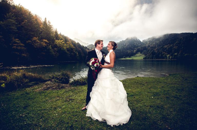 Hochzeit am Alatsee Bild 12
